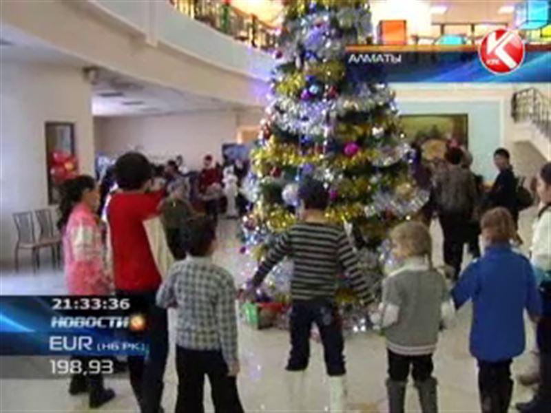 В Фонде первого Президента прошел праздник для детей