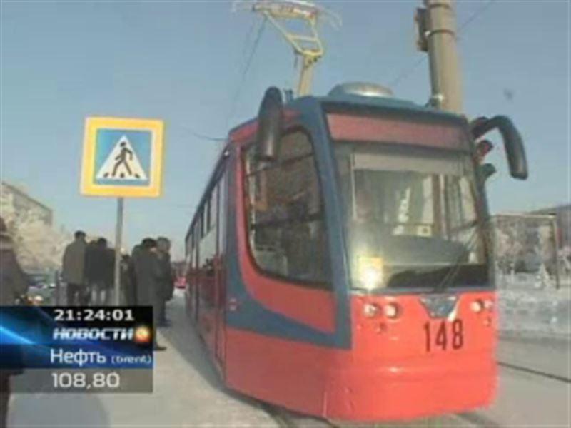 В Павлодаре появились трамваи для инвалидов