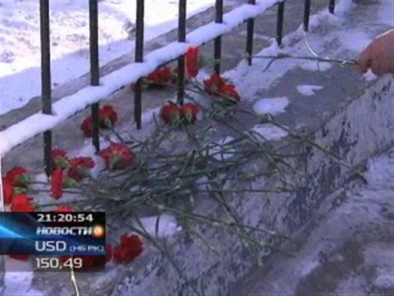 Актюбинцы почтили память погибших в авиакатастрофе