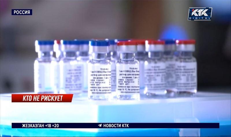 Пенсионерам не будут ставить российскую вакцину от КВИ