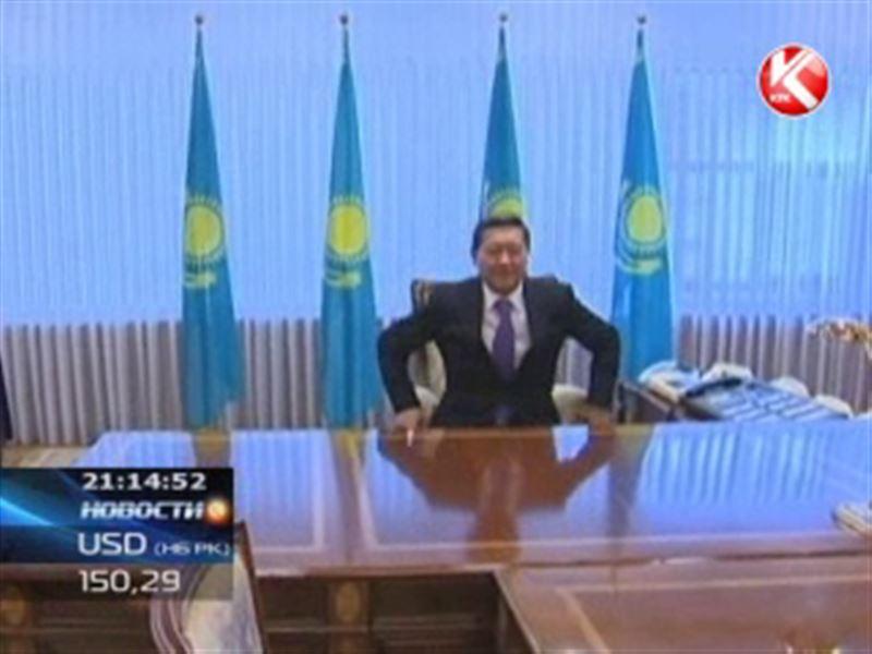 Премьер Серик Ахметов - cто дней после указа