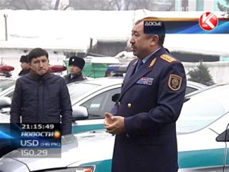 Шеф алматинской полиции стал вице-министром внутренних дел