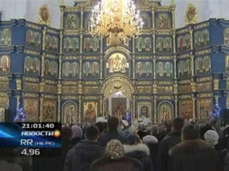 Миллионы православных по всему миру отмечают Рождество Христово