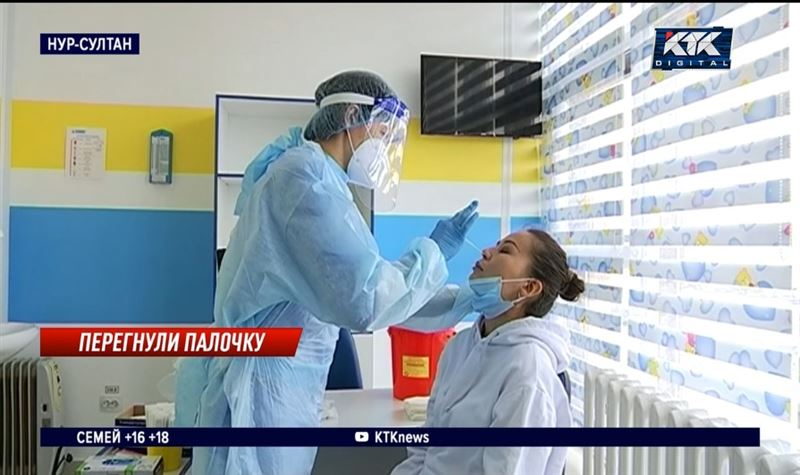 Казахстанцы всерьез считают, что во время ПЦР-теста им могут повредить слизистую и мозг