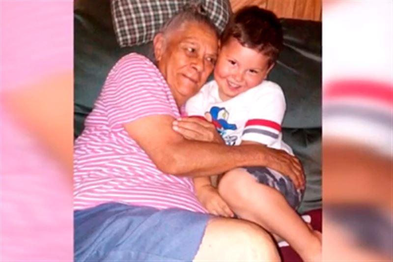 Прабабушка пожертвовала собой, чтобы спасти 4-летнего внука