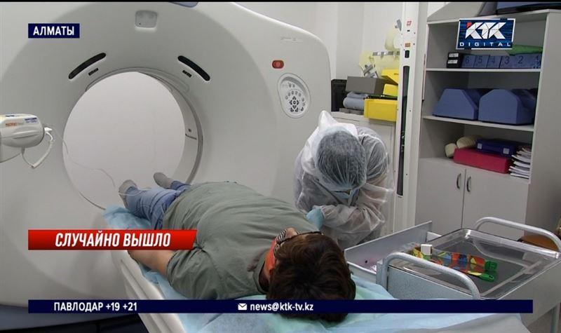 Искали коронавирус, нашли рак: COVID помог алматинцам обнаружить опухоли