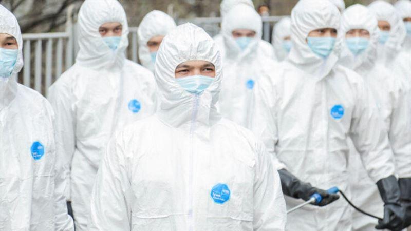 Коронавирус пен пневмония жұқтырған 1,6 мыңға жуық медицина қызметкері төлем алды