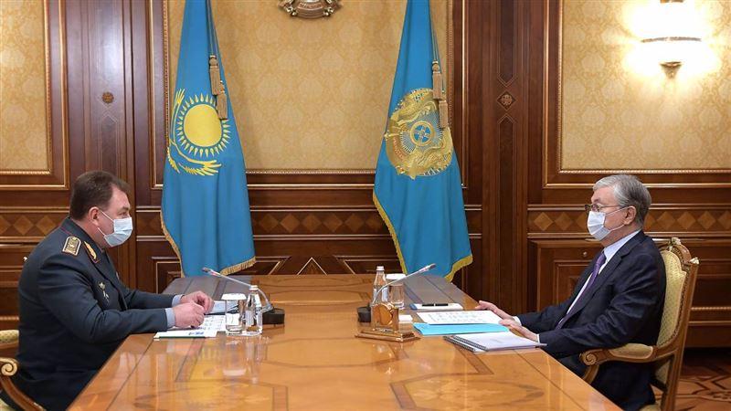Ильин выразил благодарность президенту Казахстана за восстановление МЧС