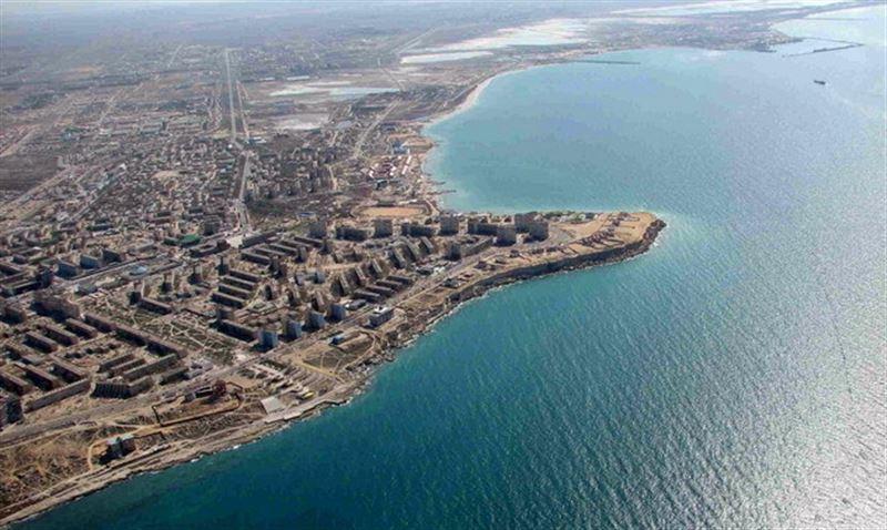 Экологи взяли пробы воздуха в Актау