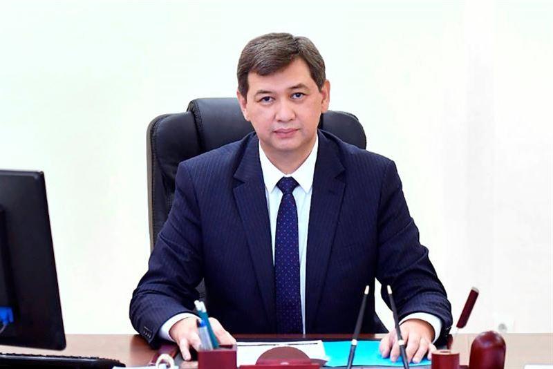 Ерлан Қиясов Қазақстанның бас санитар дәрігері болып тағайындалды