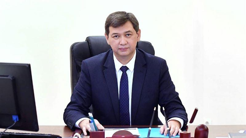 Ерлан Киясов стал главным государственным санврачом РК