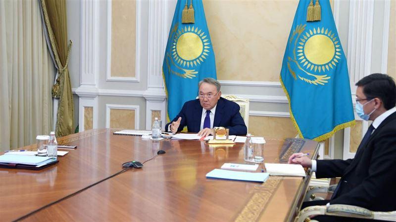Назарбаев на заседании Совбеза: «Мы должны быть готовы к наихудшему сценарию развития пандемии»