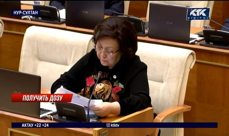 Балиева: До конца сентября необходимо провести вакцинацию от пневмококка