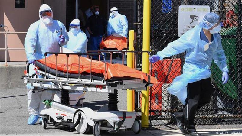 Генсек ООН заявил о выходе вспышки COVID-19 из-под контроля