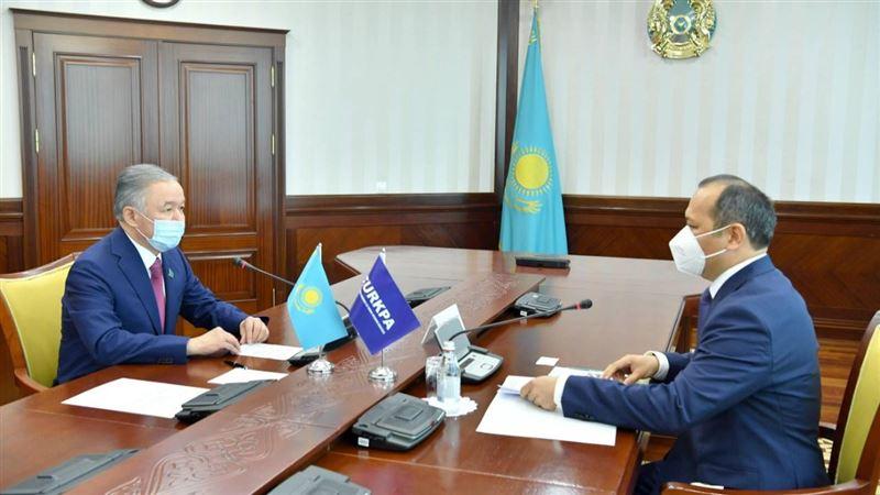 Нурлан Нигматулин и генеральный секретарь ТюркПА обсудили перспективы сотрудничества