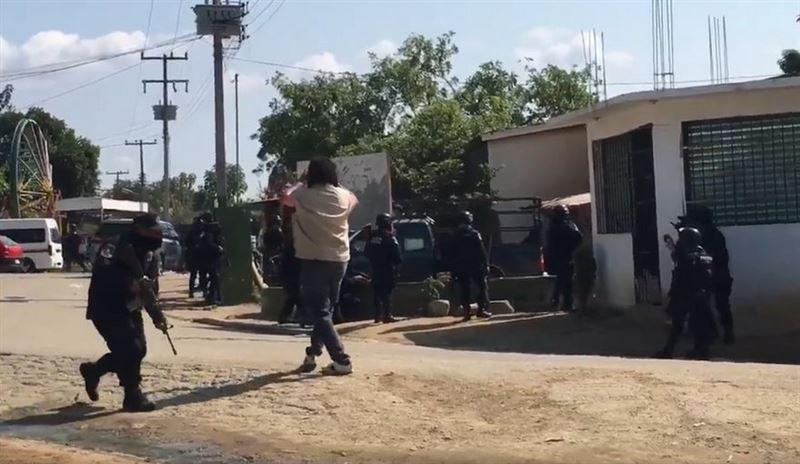 Шестилетнего мальчика убили во время перестрелки с полицией