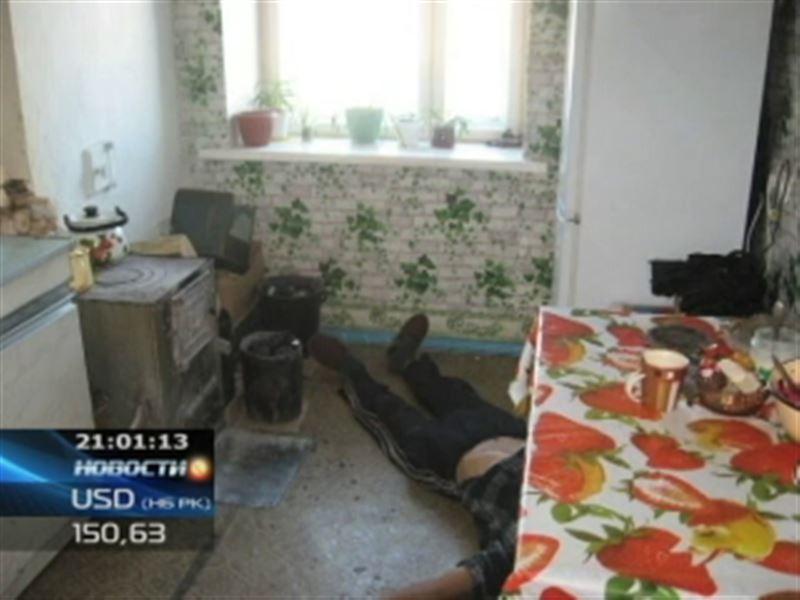 В Северном Казахстане психически больной мужчина убил родного отца
