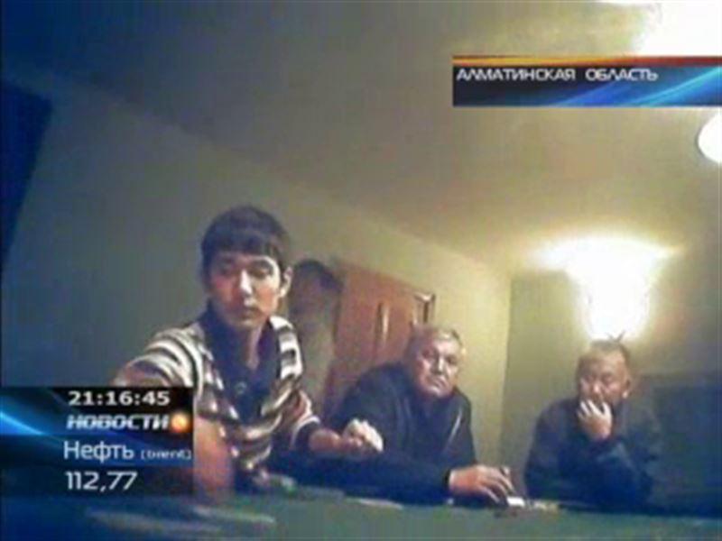 Очередное подпольное казино - на этот раз в пригороде Алматы