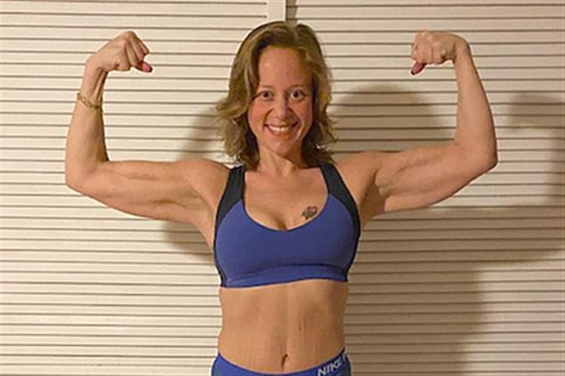 Весившая 155 кг женщина рассказала о похудении в два раза