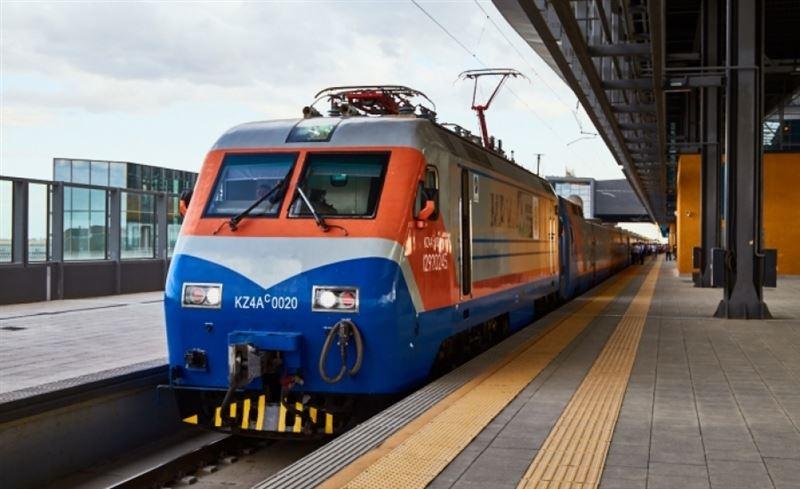 Возобновлено железнодорожное сообщение еще с двумя регионами Казахстана