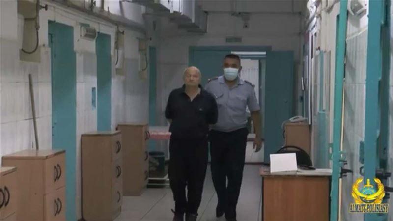Полиция Алматы задержала мужчину, совершившего 24 года назад убийство в Беларуси