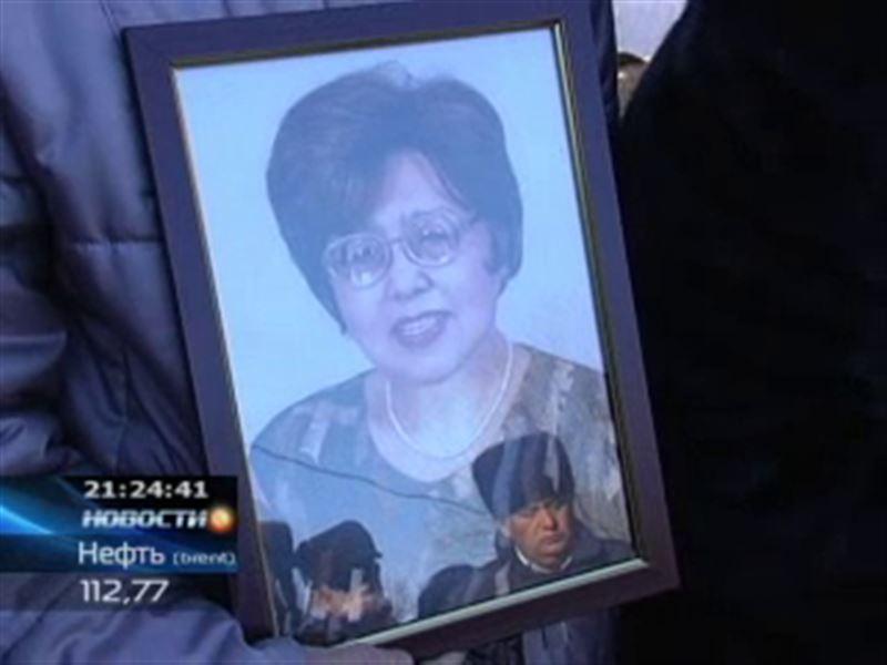 Cкончалась дочь Турара Рыскулова