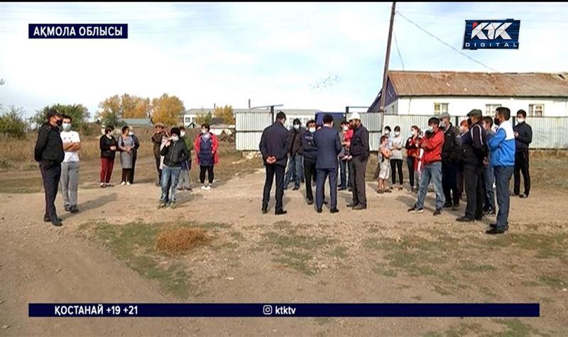 Елікті тұрғындары бір тамшы суға зар –Ақмола облысы