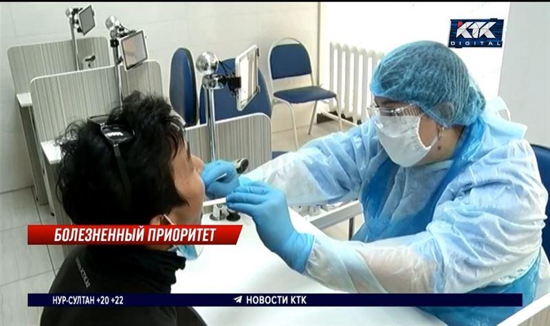 Онкопациентов не будут лечить от рака при выявлении КВИ