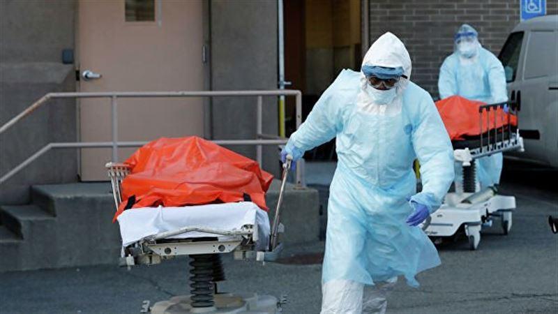 Қазақстанда бір тәулікте коронавирус пен пневмониядан 5 адам қайтыс болды