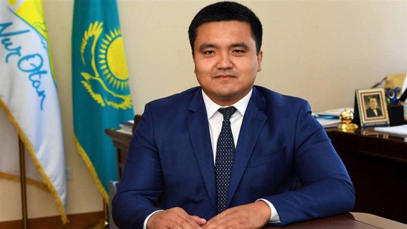 Мақсат Қиқымов Алматы қаласы әкімінің орынбасары болып тағайындалды