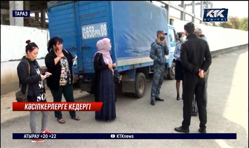 Жамбыл облысында кәсіпкерлер түрмедегі жүйесіз жұмыстан шығынға батқан