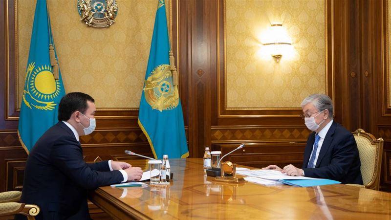 Токаеву доложили о подготовке Карагандинской области ко второй волне КВИ