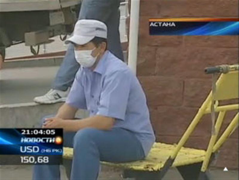 Минздрав РК: режим общего карантина снимут через неделю, если не будут зафиксированы новые случаи заболевания гриппом А/H1N1