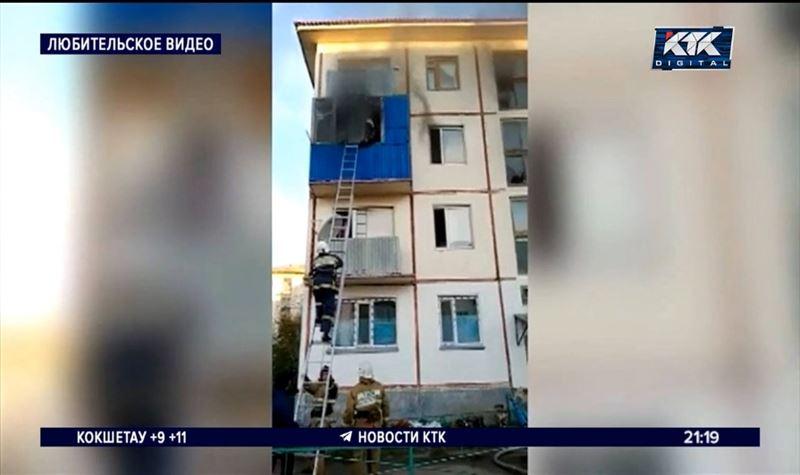 Жильцы 32-квартирного дома чуть не задохнулись