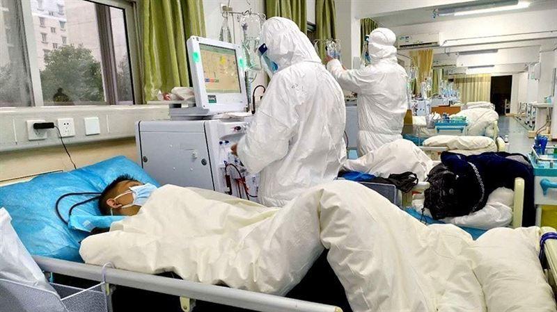 В Казахстане за сутки выявили 364 больных коронавирусной пневмонией