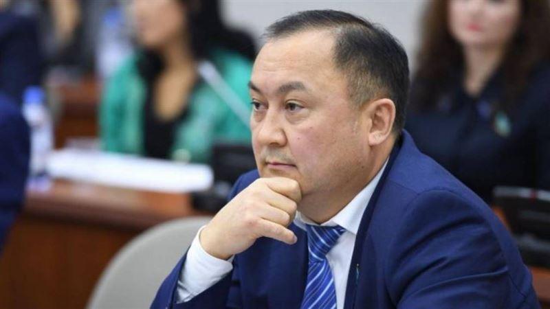 Полномочия депутата Асылбека Смагулова досрочно прекращены