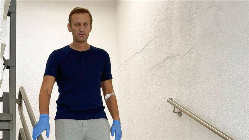 Навальный выписан из больницы
