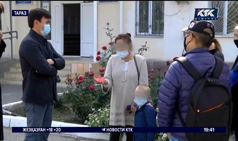 Жамбыл облысы: Бес жасар баланы жабылып зорлағаны рас па?