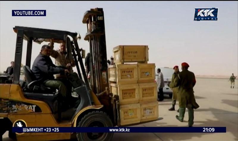 Три казахстанские авиакомпании занимались незаконными поставками оружия