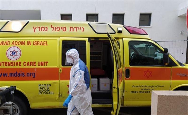 Израиль вводит тотальный карантин из-за роста числа случаев заражения COVID-19