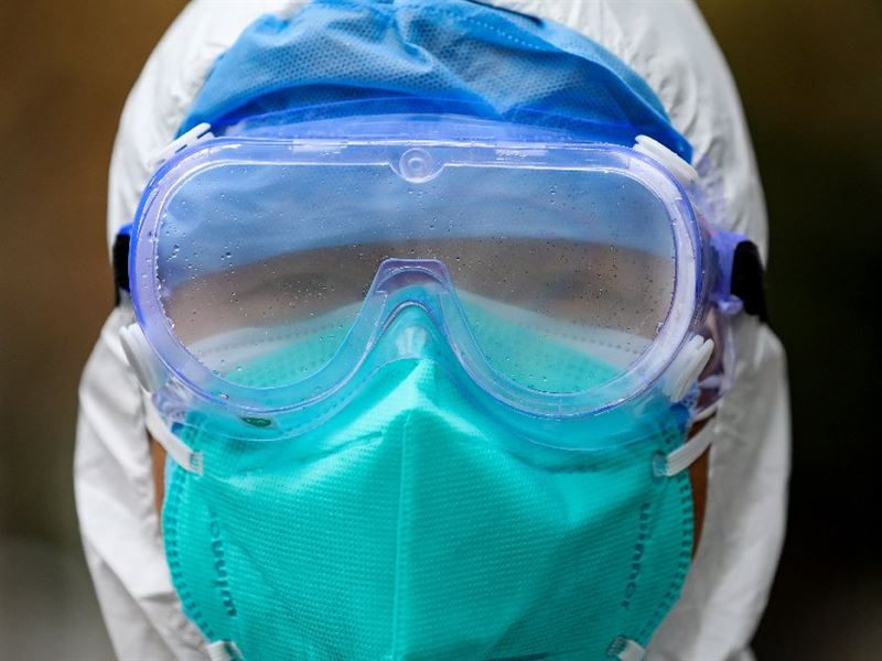 ФСМС выделил порядка 54 млн долларов на борьбу с КВИ и пневмонией в Алматы