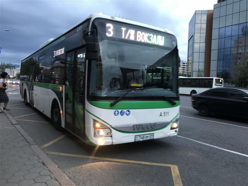 27 сентября в Нур-Султане приостановят движение общественного транспорта