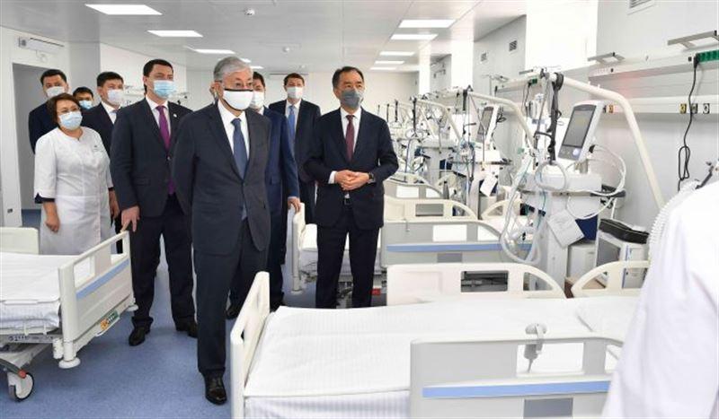 Президент заявил, что нужно быть готовым ко второй волне коронавируса