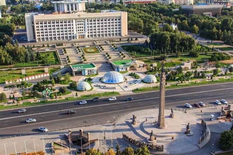 Алматының орталық көшелері жабылады