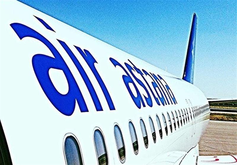 Самолет Air Astana экстренно приземлился в Шымкенте