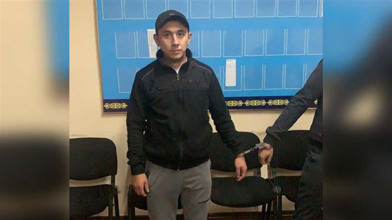 Ограбивший журналиста злоумышленник задержан в Алматы