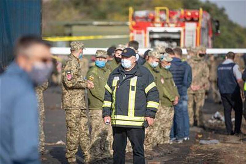 Число погибших в авиакатастрофе под Харьковом снова увеличилось
