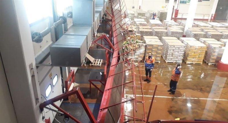 13 человек получили травмы из-за обрушения надземного перехода в Подмосковье