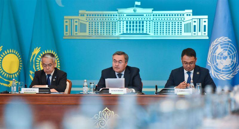 В МИД РК прокомментировали ситуацию в Нагорном Карабахе
