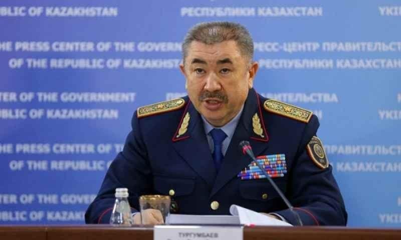 Қазақстанның ішкі істер министрі Facebook парақшасын ашты